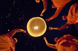 (Español) Loy Krathong, el festival de la luz en Tailandia