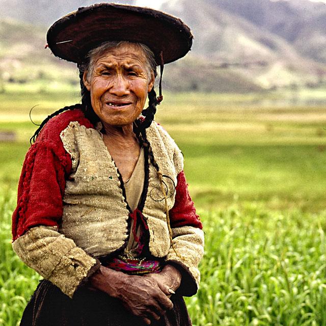 quechua mujer