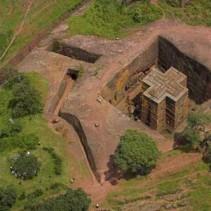 Lalibela, iglesias excavadas