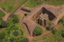 (Español) Lalibela, iglesias excavadas
